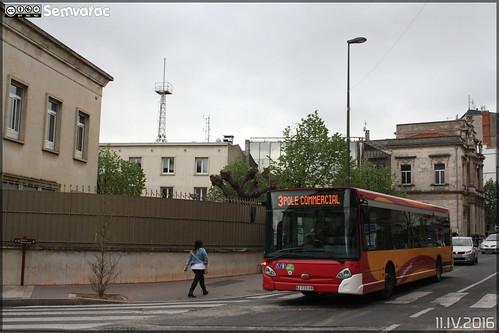 Heuliez Bus GX 327 - Transdev Urbain / Béziers Méditerranée Transports