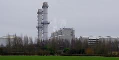 Staythorpe Power Station, Nr Newark, Nottinghamshire (Graham Woodward) Tags: powerstations gaspowerstations electricitygeneratingstations rivertrent trentvalley