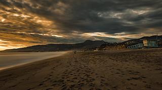 • A Sunset Standstill •