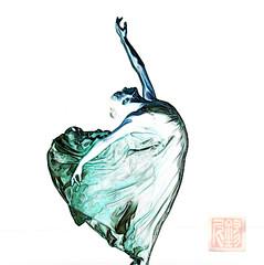 rosaKörper_InvSTE (zinniart) Tags: kleid balett körper weiblich tänzerin