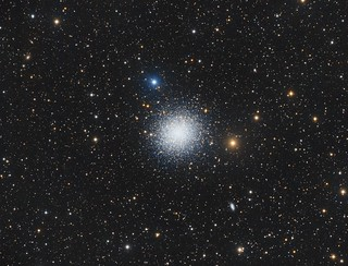M13 The Great Globular Cluster in Hercules