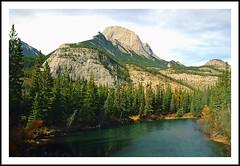 "Jasper's Athabasca River From the ""Canadian"" (sjb4photos) Tags: canada thecanadian alberta canadianrockies fromthetrain"
