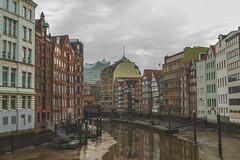 Hamburg (CROMEO) Tags: hamburg hamburgo hh germany deutsch deutschland building arquitectura canal cromeo river photo photography view street elbphilharmonie filarmonica elba colors nikon fullframe boats bridge