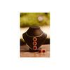 - Yakayeke - (Philip Kisia) Tags: jewellry jewelry kenyan kenya nairobi nairobiartists yakayeke pelz pelzphotography outdoor necklace choker bangle bracelet red gold wood grain east africa