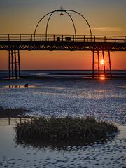 Sunset (Joe Hayhurst) Tags: lancashire landscape merseyside southport sunset