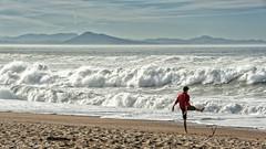 Sortie à la Barre d'Anglet le 10-12-2016 (Filigrane)-14 (yoyolg33) Tags: vert paysbasque côtebasque merocéanplageangletplagedelebarre
