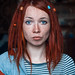 ап (inakentiy) Tags: portraite red redhaired dread nikon nikkor