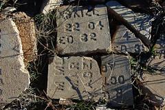 Potter's Field (~ Lone Wadi ~) Tags: prescottarizona headstones tombstones gravestones graveyard death finalrestingplace americansouthwest abandoned abandonment decrepit sadness sorrow yavapaicounty