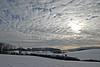 Winterland 1 (DianaFE) Tags: winter landschaft schnee wolken dianafe dianae sauerland