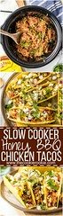 Slow Cooker Honey BB (alaridesign) Tags: slow cooker honey bbq chicken tacos with mango salsa