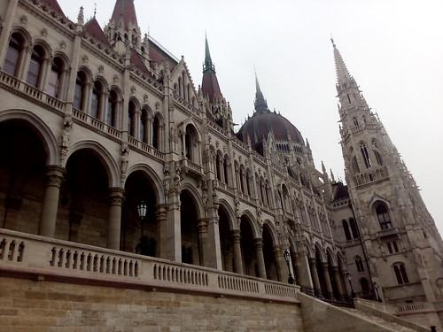 Budapeste, Parlamento