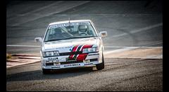 Renault 21 Turbo Gr.N (1987) (Laurent DUCHENE) Tags: lesgrandesheuresautomobiles linasmontlhéry 2016 renault 21 turbo grn r21