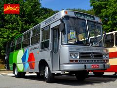 1979 Viação Santa Paula (busManíaCo) Tags: busmaníaco nikond3100 ônibus 1979 viação santa paula caio gabriela ii mercedesbenz lpo1113