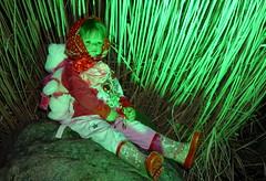 Milina ... ich bin auch noch da ... (Kindergartenkinder) Tags: kindergartenkinder fasching karneval gruga park essen parkleuchten grugapark annette himstedt dolls 2017 milina