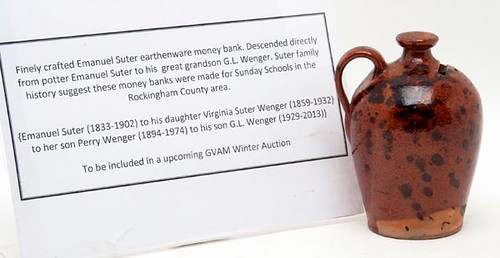 Emmanuel Suter Money Bank - Sold at Green Valley Auctions on March 17, 2017 ($1,064.00)