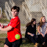 ACF Boys Tennis Vs DFHS 3-7-17