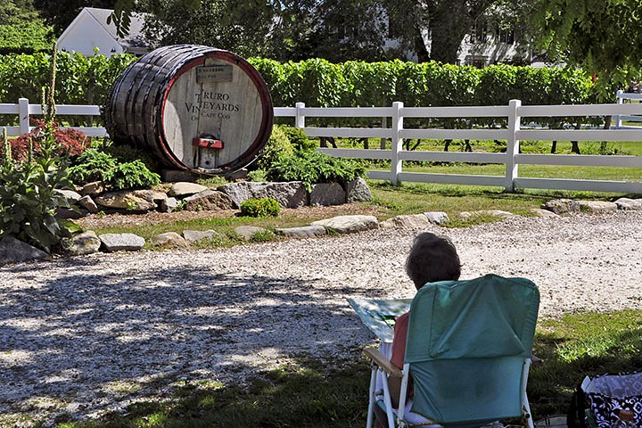 The world 39 s best photos of barrel and painting flickr for Wine and paint boston