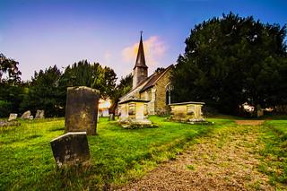 St. George's Church, Crowhurst, Surrey