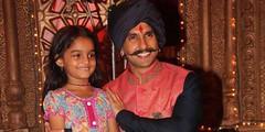 Udaan on the set with Chakor saw Ranbir cute chemistry (BharatavarshaNews) Tags: sets promotes chakor udaan bollywoodactor bajiraomastani ranveersingh