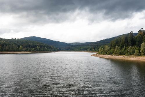 Le Schwarzenbach-Talsperre
