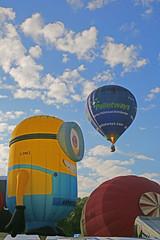 Bristol Hot Air Balloon Festival 2015 (Andrew-M-Whitman) Tags: hot festival bristol air balloon stuart 2015 minion