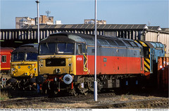47634GB_Saltley_150601 (Catcliffe Demon) Tags: uk parcels coco railways ewsrailway ews rosters brushtype4 brushtraction class474 ukrailimages2001