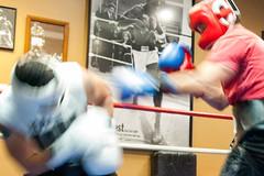 (deanmackayphoto) Tags: california blue red white losangeles ring gloves glove benefit burbank boxing fundraiser specialolympics muhammadali blackflag gios headgear inthering sosc boxathon brooklyngiosboxingclub