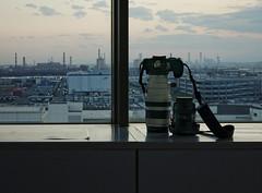 Tokyo 3802 (tokyoform) Tags: chris windows sunset sky industry japan canon buildings japanese tokyo asia industrial tquio   japo japon giappone kawasaki tokio 6d s110  jepang japn     jongkind     tokyoform