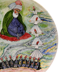 Sufi - Rumi - Turkish - Authentic Handmade Souvenir - Wall Art - Ceramic Plate - Whirling Dervishes (ANATOLIQUE) Tags: original art love turkey painting ceramic photography souvenirs photo europe hand image handmade drawing craft plate wallart made souvenir spiritual ethnic sufi sufism turkish dervish authentic handcraft rumi whirling konya ceramicplate mevlevi whirlingdervishes mevlana wallplate sufis handmadeart tasawwuf handmadeitem jalaluddinrumi sufiwhirling handmadegifts mevleviorder handmadegift handmadesouvenir thewhirlingdervishes handmadeshop celaleddinrumi sufiorder sufisoul mevlanarumi mysticalislam authenticsouvenirs sufidervishes mawlawiyya turkishsouvenir sufismreligion sufiart turkishsouvenirs ethnicsouvenirs mevlevirumi rumipoet rumilove rumisufism sufiphilosophy turkishwhirlingdervishes whirlingdervishesturkey whirlingdervisheskonya sufiwhirlingdervishes sufisouvenir rumisouvenir souvenirideas originalsouvenirs authentichandmadeturkishsouvenirs