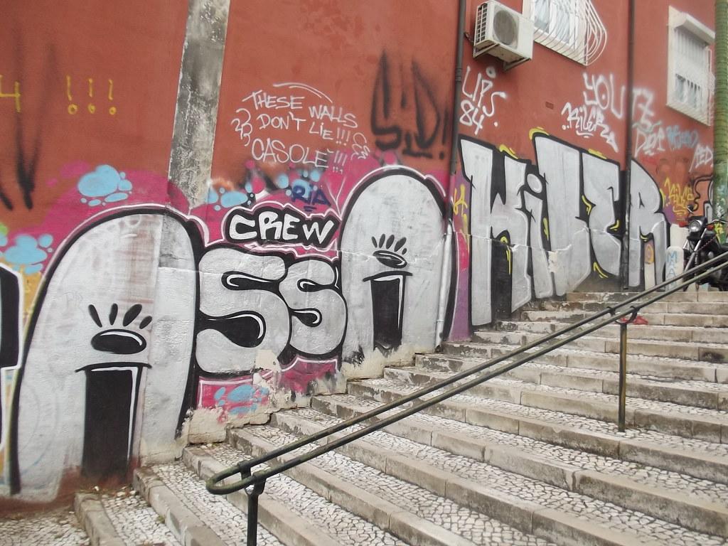 Aestheticsofhunger tags street city streetart art abandoned graffiti europe lisboa lisbon tags spray