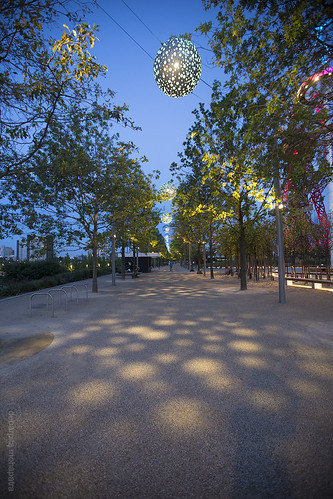 London Olympic Park II