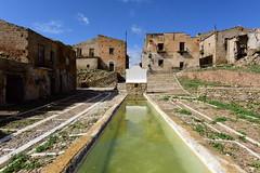 Poggioreale, Sicily, October 2015 021 (tango-) Tags: italien italy italia sicily italie sicilia sizilien sicilie portodisciacca belicevalleyearthquake