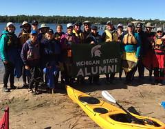 Photo representing Kayaking & Hiking Tour, September 2015