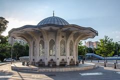 Konya - Haci Veys Zade Mosque Ablutions Fountain (Le Monde1) Tags: park lake turkey pond nikon islam mosque sultan turkish dervish anatolia moslem whirlingdervishes culturalpark ablutionsfountain kltr sinanpasha d7000 lemonde1 hasanpasha haciveyszade sultanahcaddesi fatmahtun