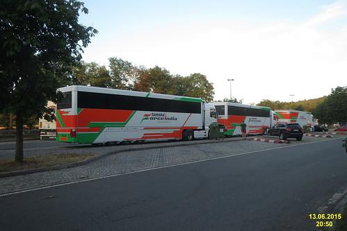 Force India F1 team (Rohrbrunn)