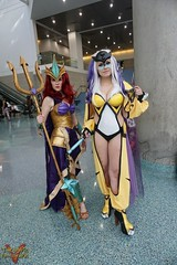 Comikaze 2015 (V Threepio) Tags: girl costume outfit geek cosplay posing comicconvention unedited comikaze2015