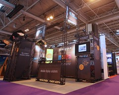 Exhibition Stand Trussing Photo