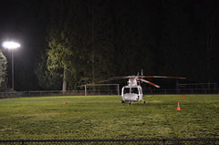 Car Accident Patient Transferred by Helicopter (Canada Emergency Photography) Tags: rescue canada news fire bc patient vancouverisland paramedics ladysmith caraccident helijet medivac bcas bcairambulance ladysmithfirerescue northoysterfiredepartment