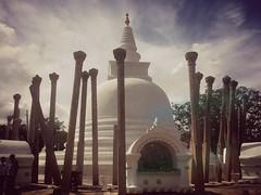 Thuparamaya (lkmal) Tags: history lanka traval anuradhapura