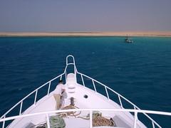 Red Sea (denismartin) Tags: sea boat redsea egypt seashore hurghada egypte wste  redseamountains porphyry  merrouge     gebelqattar denismartin    abudukhan easterndesertofegypt