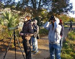 dressed for birding_30866 (San Marcos Greenbelt Alliance) Tags: stephen springlake birdinghike