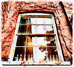 Bottles for sale..WW (R.G.Hoag) Tags: waterlogue