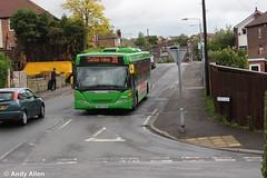 Nottingham 516 YN07EYB (Andy4014) Tags: nottinghamcitytransport yn07eyb