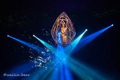If Plus Taipei Day 2 - 02 (weilin.bear) Tags: hebe tien 田馥甄 if plus concert 如果plus 演唱會 taipei 台北小巨蛋