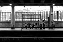 Pariz metro II (LukaBoban) Tags: pariz metro street bw g15 canon