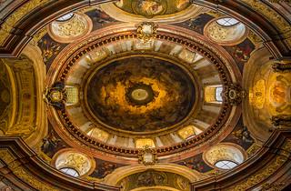Wien / Vienna (Austria) / Vienne (Autriche): Peterskirche