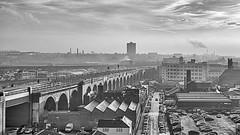 Just Digbeth (Mac McCreery) Tags: digbeth hdr cityscape city sky blackandwhite monochrome birminghamuk pentaxk5iis sigma1770dcmacro subtle