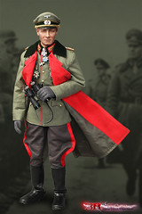 3R GM636 Erwin Rommel - Atlantic Wall 1944 - 001 (Lord Dragon 龍王爺) Tags: 16scale 12inscale onesixthscale actionfigure doll hot toys 3r did german ww2 axis