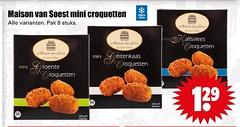 Maison van Soest - Dirk (CarnagerSDV) Tags: kroket croquet kroketten croquetten mini rundvlees kalfsvlees groente geitenkaas geitekaas goatcheese beef veal produce frituur deepfryer