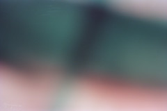 A pretty blob (bryananphoto) Tags: colornegative film guadalupe kodakektar100 pentaxk1000 sanddunes explore travel california experiment blurry blur filter oncamerafilter bryananphoto bryananakayama